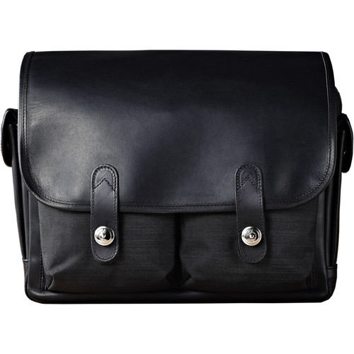 Oberwerth Heidelberg Camera Bag (Black/Black)