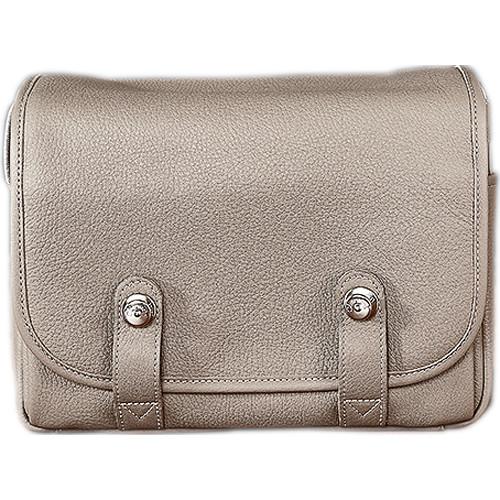 Oberwerth Harry & Sally Leather Shoulder Camera Bag (Basalt)