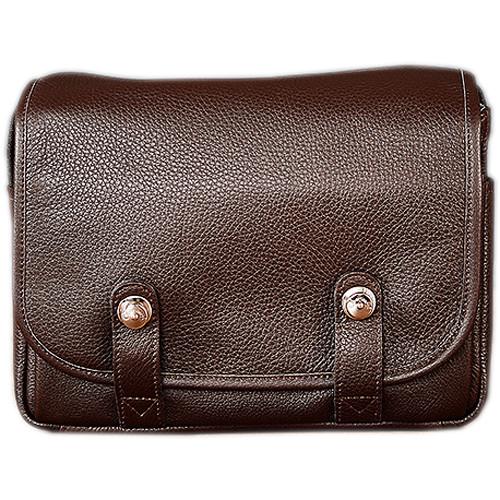 Oberwerth Harry & Sally Leather Shoulder Camera Bag (Espresso)