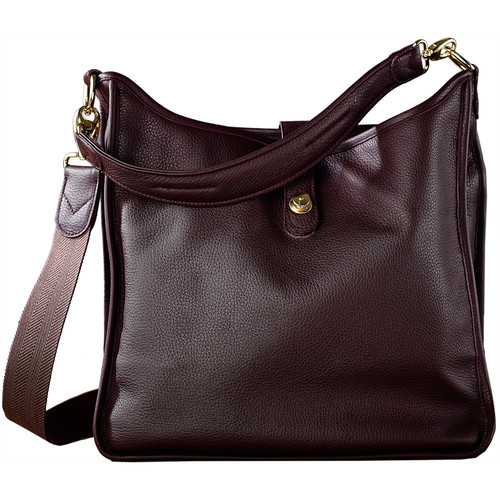 Oberwerth Kate Leather Camera Hand Bag (Espresso)