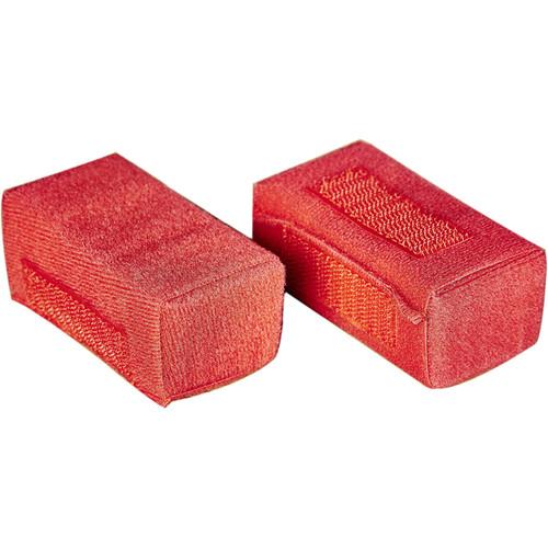 Oberwerth Quader Pads (Red)