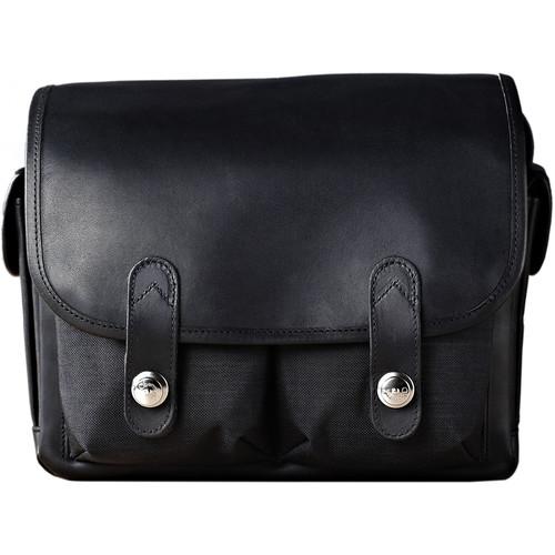 Oberwerth Wetzlar Small Camera Bag (Black/Black)