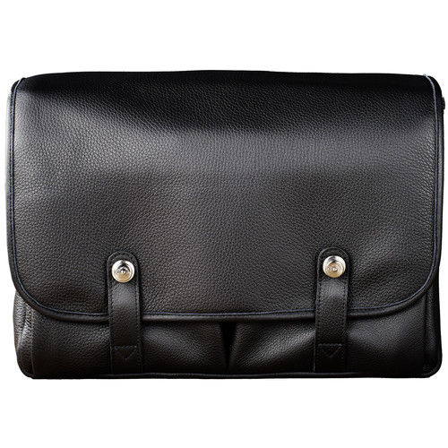 Oberwerth William Camera Bag (Black, Leather)