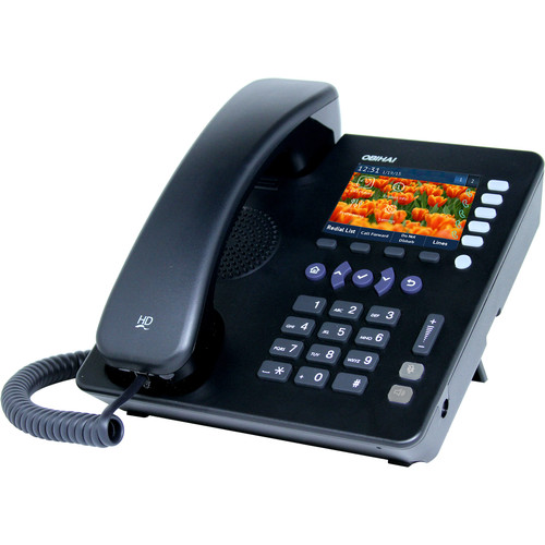 Obihai Technology OBi1022 10-Line IP Phone with Power Supply
