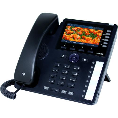 Obihai Technology OBi1062 24-Line IP Phone with Built-in Wi-Fi & Bluetooth