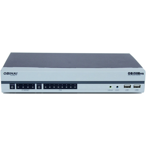 Obihai Technology OBi508 VoIP Gateway