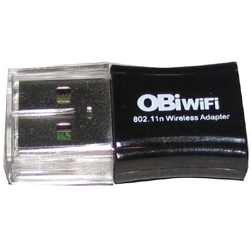 Obihai Technology OBiWiFi Wireless Adapter (for OBi200, OBi202, OBi1022, OBi1032)
