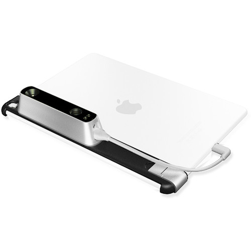 Occipital Structure 3D Sensor with Precision Bracket for 5th Generation iPad and iPad Air (Silver)