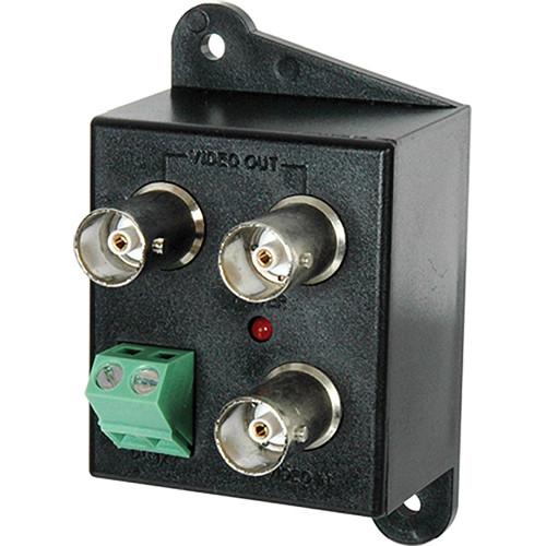 Unique Product Solutions 1 x 2 Composite Video Distribution Amplifier with BNC Connectors