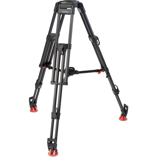 OConnor 60L Carbon Fiber Tripod System with Mitchell Top Plate