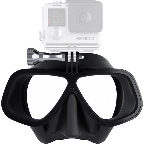 OCTOMASK Freediver Mask for GoPro Cameras