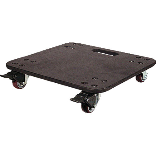 """Odyssey Innovative Designs ADP30P Dolly Plate with 3"""" Casters"""