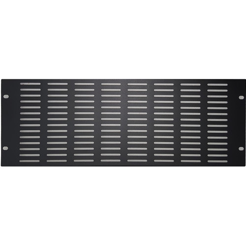 Odyssey Innovative Designs 4 RU Rackmount Slotted Vent Panel