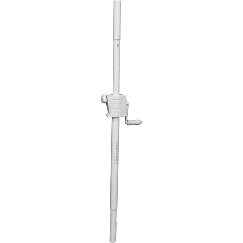 Odyssey Innovative Designs Crank Speaker Extension Pole (White)