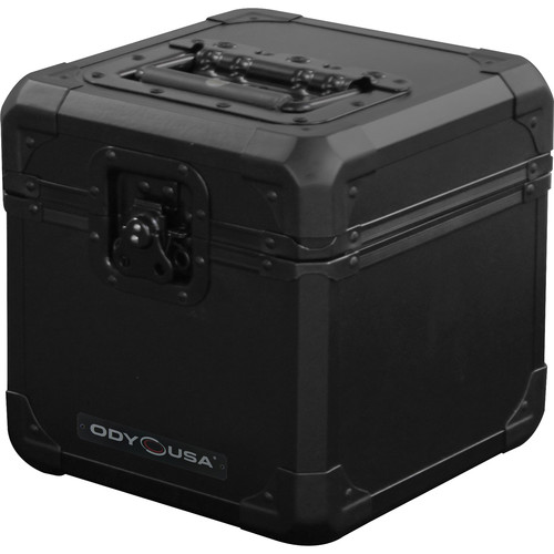 "Odyssey Innovative Designs Black Krom K45060BL 7"" Vinyl/Utility Case"