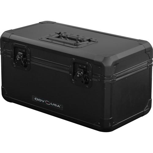 "Odyssey Innovative Designs Black Krom K45120BL 7"" Vinyl/Utility Case"