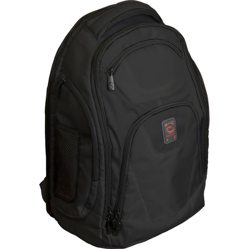 Odyssey Innovative Designs Backtrak XL DJ Gear Backpack (Black)