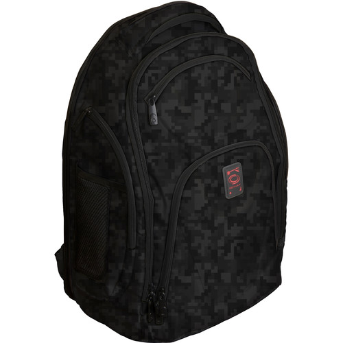 Odyssey Innovative Designs Backtrak XL DJ Gear Backpack (Digital Camouflage)