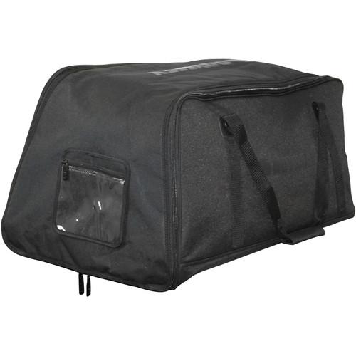 "Odyssey Innovative Designs BRLSPKMD Redline-Series Medium Sized Bag for 15"" Molded Speakers (Black)"