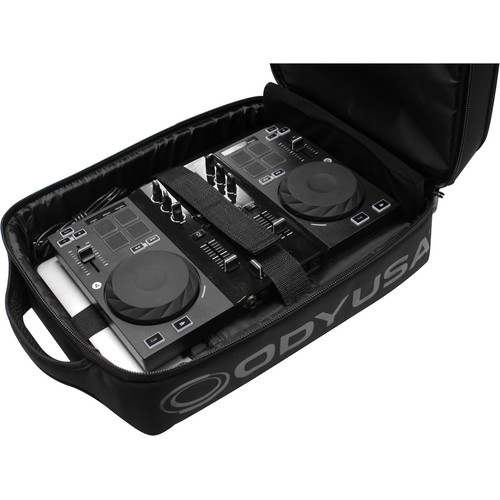 Odyssey Innovative Designs Remix MK2 Series Digital Gear Backpack (Standard, Black)
