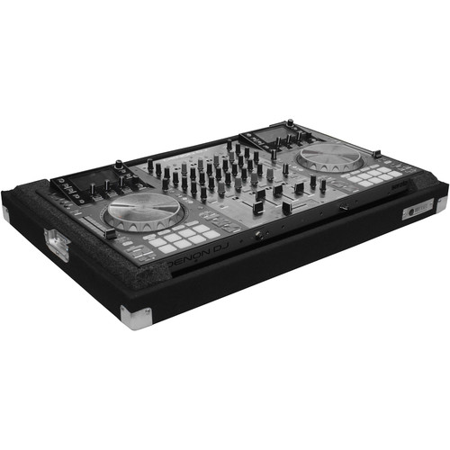 Odyssey Innovative Designs CDNMCX8000 Carpeted Case for Denon MCX8000 DJ Controller