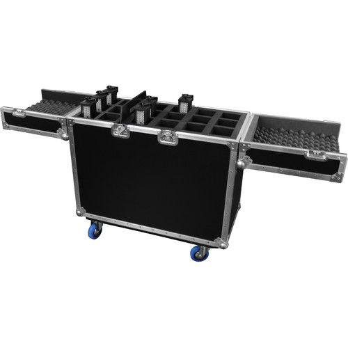 Odyssey Innovative Designs LED Bar Case with Wheels