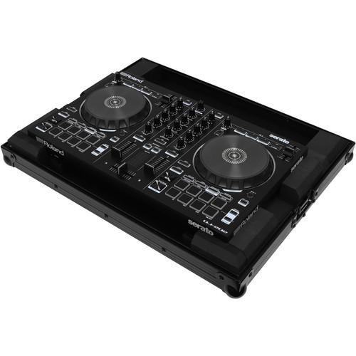 Odyssey Innovative Designs Black Label Low-Profile Case for Roland DJ-202 Serato DJ Controller