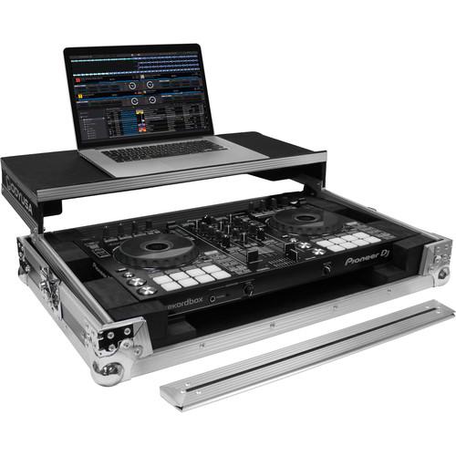 Odyssey Innovative Designs Flight Ready Glide Style DJ Controller Case for Pioneer DDJ-RR