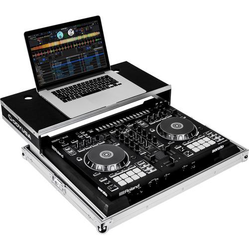 Odyssey Innovative Designs Roland DJ-505 DJ Controller Glide Style Case