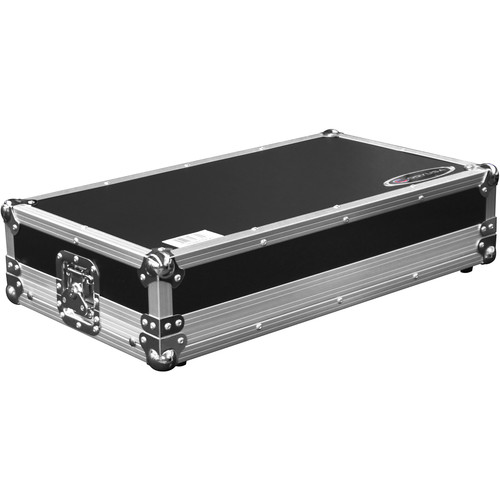 Odyssey Innovative Designs Flight Ready Glide Style Hard-Case for Numark Mixtrack 3 and Mixtrack Pro 3 DJ Controllers (Silver/Black)
