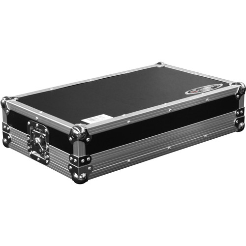 Odyssey Innovative Designs Flight Ready Series - Hard Case for Numark Mixtrack 3 and Mixtrack Pro 3 DJ Controllers (Silver/Black)