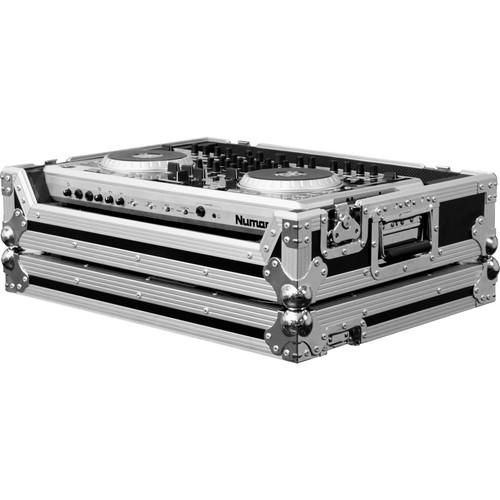 Odyssey Innovative Designs Flight-Ready Case for Numark N4 DJ Controller