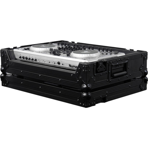 Odyssey Innovative Designs Black Label Flight-Ready Case for Numark N4 DJ Controller