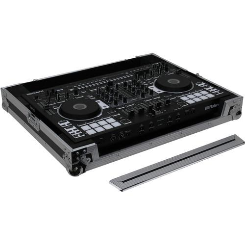 Odyssey Innovative Designs Flight Ready Case for Roland DJ-808 DJ Controller