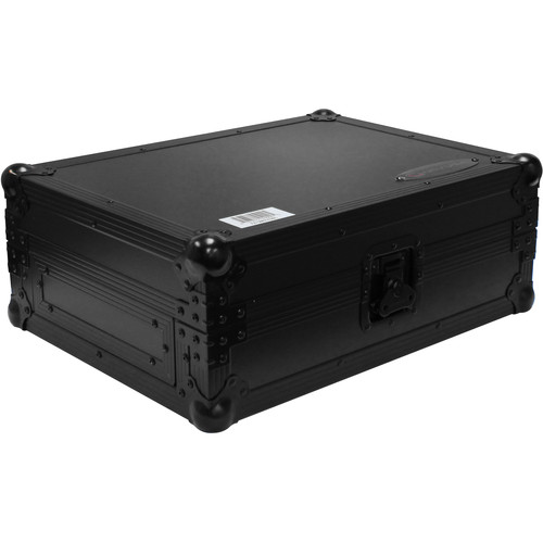 """Odyssey Innovative Designs Flight Zone Series Universal 12"""" DJ Mixer Case with Extra Cable Space"""
