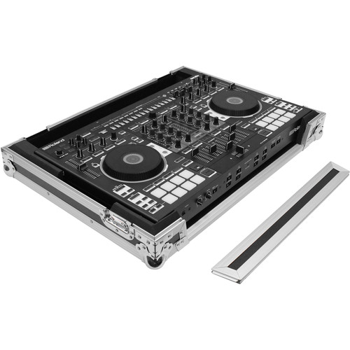 Odyssey Innovative Designs Flight Zone Case for Roland DJ-808, Denon MC7000 & Pioneer DDJ-RX / SX / SX2 DJ Controllers