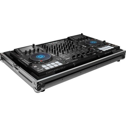 Odyssey Innovative Designs Flight Zone Low-Profile Case for Denon MCX8000 DJ Controller