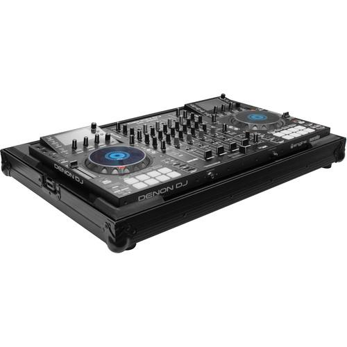 Odyssey Innovative Designs Black Label Low-Profile Case for Denon MCX8000 DJ Controller