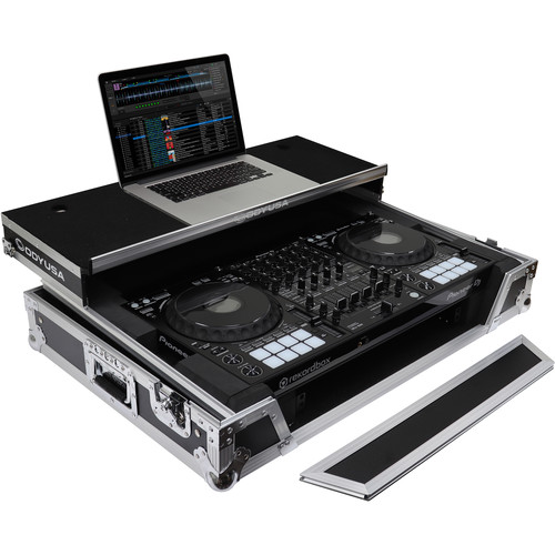 Odyssey Innovative Designs Flight Zone Glide Style Case for Pioneer DDJ-1000 Rekordbox DJ Controller