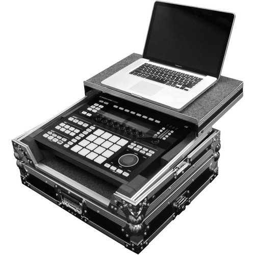 Odyssey Innovative Designs FZGSMASCHINES Flight Zone Maschine Studio Glide Style Case
