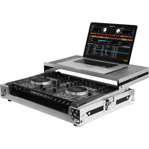 Odyssey Innovative Designs Flight Zone Glide Style Case for Denon DN-MC4000 DJ Controller