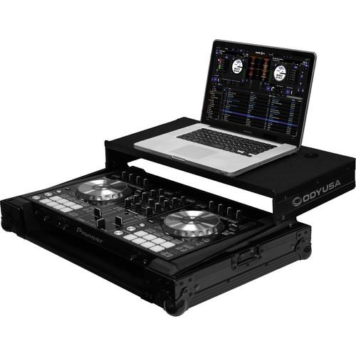 Odyssey Innovative Designs Black Label Glide Style Case for Pioneer DDJ-SR DJ Controller