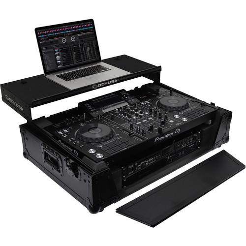 Odyssey Innovative Designs Black Label Glide Style Series Case for Pioneer XDJ-RX / XDJ-RX2 DJ Controller
