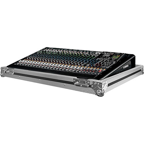 Odyssey Innovative Designs Flight Zone Series Mixing Console Case for Yamaha MGP24X
