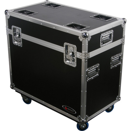 Odyssey Innovative Designs 250 Style Moving Head ATA Case (Standard)