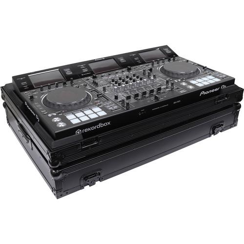 Odyssey Innovative Designs Black Label Series Pioneer DDJ-RZX DJ Rekordbox Video DJ Controller Case