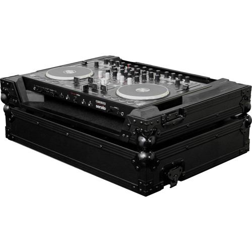 Odyssey Innovative Designs Black Label Flight Zone Case for Reloop Terminal Mix 4 DJ MIDI Controller