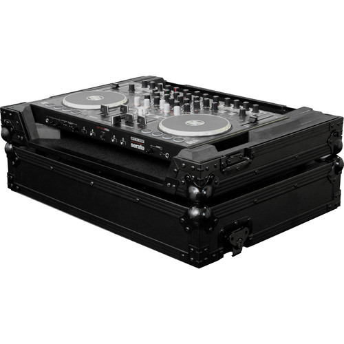Odyssey Innovative Designs Black Label Series Flight Zone Case for Reloop Terminal Mix 4 DJ MIDI Controller
