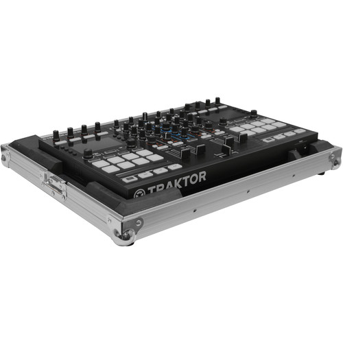 Odyssey Innovative Designs Flight Zone Low-Profile Case for TRAKTOR KONTROL S4/S5 Controller