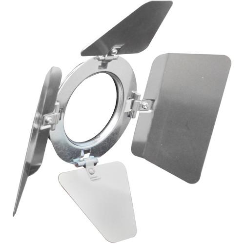 Odyssey Innovative Designs 4-Way Barndoors for PAR 20 Light Fixture (High Polish)
